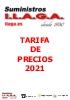 Tarifa de precios2021