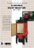 Captadores de polvo con filtro multimanga DM4000 / DM5000