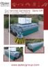 Barredoras de cucharón reforzadas hidráulicas - serie MR - cubierta cerrada