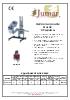 Recortadora de bajos Jumar RPA-842-A