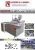 Forradora de tapas semi automática NAV FOR 60