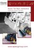 Quick Tilt-Tach - minicargadoras