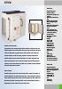 Purificadores de aire industriales HFE y Filtros en bolsa SFM