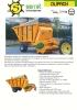 Trituradora de biomasa Oli Pack