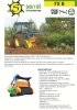 Trituradora forestal FX6