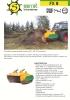 Trituradora forestal FX8