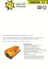 Cabezal triturador F3