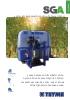 SGA | Hidropulverizador suspendido | TEYME