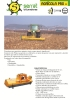 Trituradora Agrícola Pro +