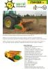 Trituradora agrícola Mayder +