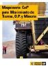Maquinaria para minería