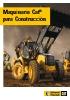 Catálogo Maquinaria Construcción