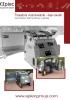 Fresadoras autonivelantes de bajo caudal para asfalto-hormigón