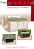 Hormigoneras de cucharón serie MIX - transmisión por reductor - mando a distancia