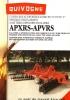 Graderia de discos APVRS. Quivogne
