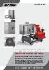 Intercambiadores de filtros continuo con sistema de flujo reversible