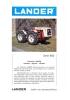 Tractores, Lander serie 600