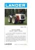 Tractores, Lander serie 700