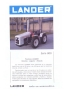 Tractores, Lander serie 800