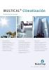 Contadores técnicos Multicanal Climatización Medidores de Energía