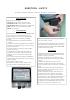 Detector personal de baja y alta tensión, Suretech - HV/PT2