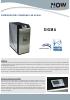 Refrigerador condensado agua Nova Frigo Sigma