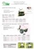 Catálogo pulverizadores para Quad