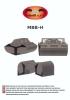 Bivalvas hidráulicas de carga y excavación serie MBB-H