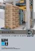 Paletizador automático de sacos de nivel alto y plataforma móvil, BRICKPAL