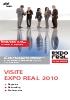 ExpoReal 2010 - Informació per al visitant