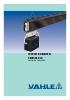 Conducción eléctrica de seguridad en aluminio LSV y LSVG