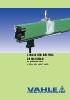 Conducción eléctrica de seguridad en gabinete plástico KBSL, KSL, KSLT y KSG