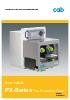 Impresoras aplicadoras Cab PX-Series