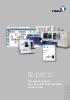 Sistemas auxiliares, TB-DECO software
