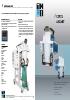 Ensacadora para productos granulados en sacos de boca abierta, ILERFIL ABG/ABT