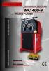Curvadora de perfiles MC400