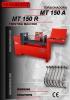 Torsionadora Automática MT150A