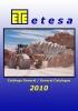 Catálogo General Etesa