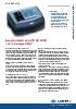 Espectrofotómetro VIS DR 3900
