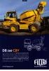 Hormigonera Fiori serie CBV (Concrete Batching Vehicle)