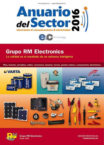 Anuario del sector Electrónica & Comunicaciones & Electricidad