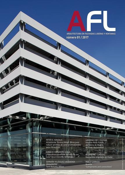 AFL - Arquitectura en Fachadas Ligeras y Ventanas