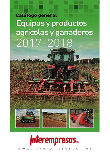 Catálogo Agrícola y Ganadero