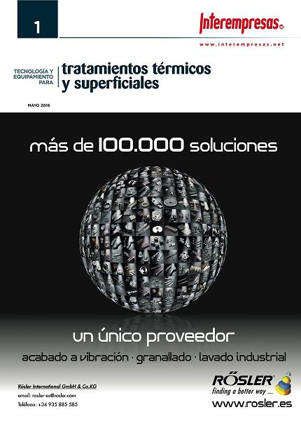 Interempresas Tratamientos Térmicos y Superficiales