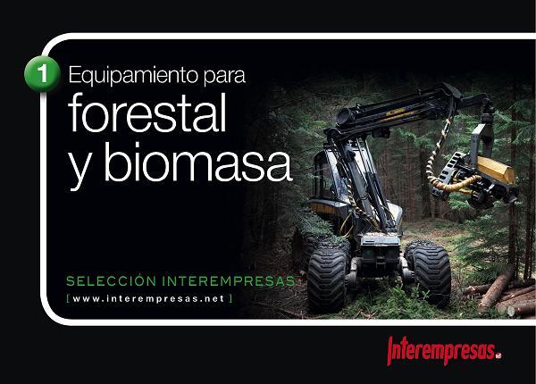 Selección Interempresas - Equipamiento para forestal y biomasa