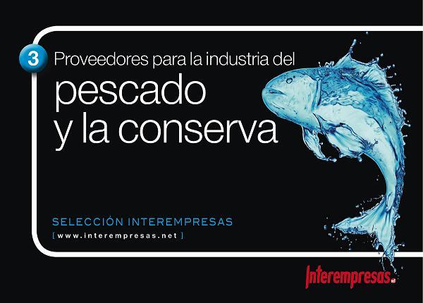 Selección Interempresas - Proveedores para la industria del pescado y la conserva