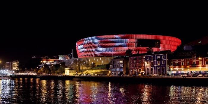 San Mam�s, nuevo edificio insignia de Bilbao