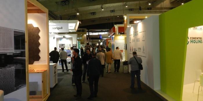 BBB-Construmat 2015 muestra las tendencias que marcar�n el futuro de la construcci�n