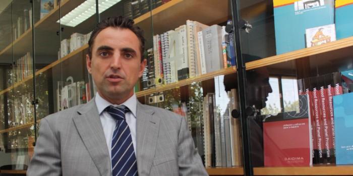 Entrevista a Francisco Javier Garc�a Mart�n, presidente de Aidima
