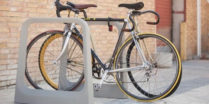 Raval, el innovador sistema de aparca-bicis de Escofet